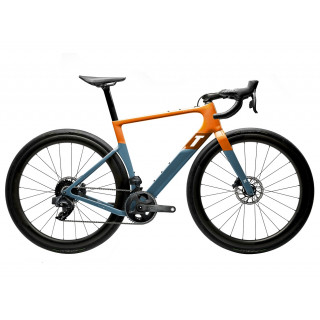 3T Exploro RaceMax Force AXS 2x Gravel dviratis / Grey-Orange