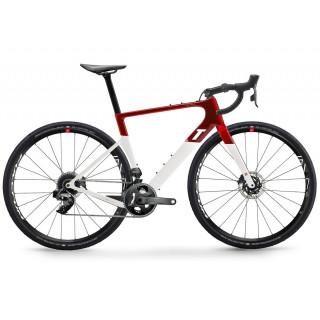 3T Exploro RaceMax Force AXS 2x Gravel dviratis / Red-White