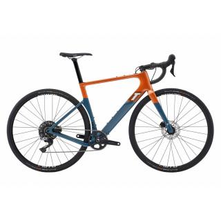 3T Exploro RaceMax GRX 1x Gravel dviratis / Grey-Orange