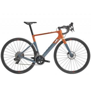 3T Exploro RaceMax Rival AXS 2x Gravel dviratis / Grey-Orange