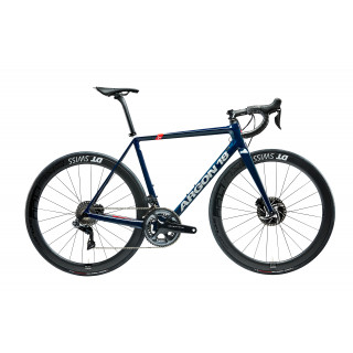 Argon18 Gallium Pro Disc plento dviratis / Carbon Blue Monday