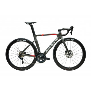 Argon18 Dark Nitrogen Disc plento dviratis / Silver to Radiant Pocket Beach