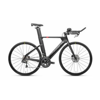 Argon18 E-117 Tri Disc triatlono dviratis / Black Matte