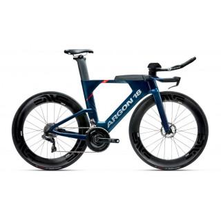 Argon18 E-119 Tri+ Disc triatlono dviratis / Kailula Full Moon