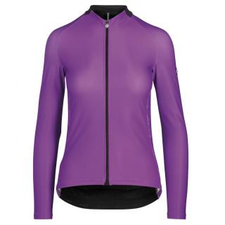 Assos UMA GT Spring Fall moteriški dviratininko marškinėliai - Venus Violet
