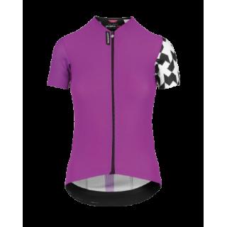 Assos DYORA RS Aero moteriški dviratininko marškinėliai - Venus Violet