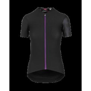 Assos DYORA RS Aero moteriški dviratininko marškinėliai - Black Series