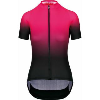 Assos UMA GT Summer c2 Shifter moteriški dviratininko marškinėliai - Foxyriser Pink