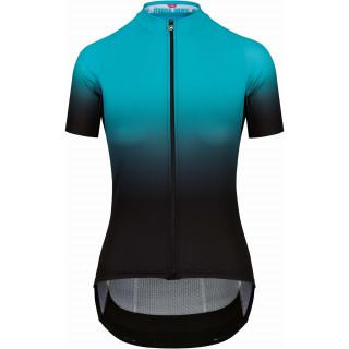 Assos UMA GT Summer c2 Shifter moteriški dviratininko marškinėliai - Hydro Blue