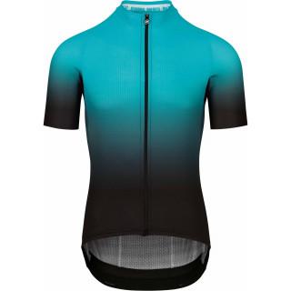 Assos MILLE GT Summer C2 Shifter vyriški dviratininko marškinėliai - Hydro Blue