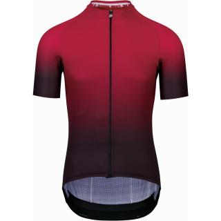 Assos MILLE GT Summer C2 Shifter vyriški dviratininko marškinėliai - Vignaccia Red