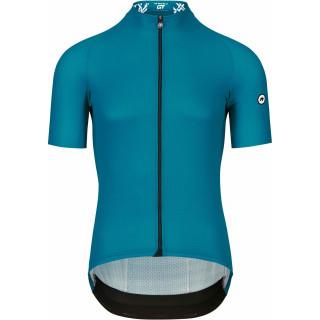 Assos MILLE GT Summer C2 vyriški dviratininko marškinėliai - Adamant Blue