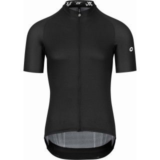 Assos MILLE GT Summer C2 vyriški dviratininko marškinėliai - Black Series