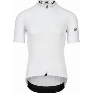 Assos MILLE GT Summer C2 vyriški dviratininko marškinėliai - Holy White