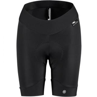 Assos UMA GT EVO moteriški dviratininko šortai be petnešų - Black Series
