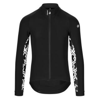 Assos MILLE GT EVO Winter vyriška dviratininko striukė - Black Series