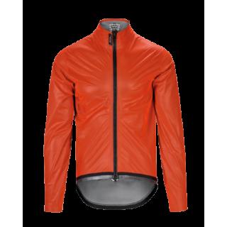 Assos EQUIPE RS Rain Targa vyriška dviratininko striukė nuo lietaus - Propeller Orange