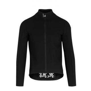 Assos MILLE GT ULTRAZ EVO Winter vyriška dviratininko striukė - Black Series