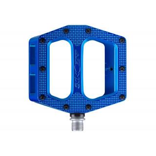 Azonic MTB Pucker Up pedalai, mėlyni