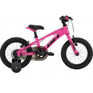 BH EXPERT 14 1V vaikiškas dviratis / Pink