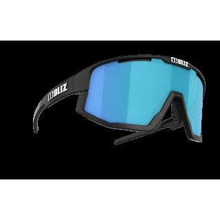 BLIZ Active Fusion Matt Black akiniai