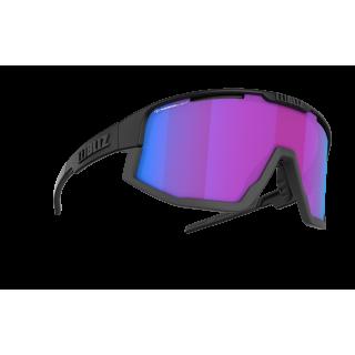BLIZ Active Fusion Matt Black Nano Optics | Nordic Light - Begonia akiniai