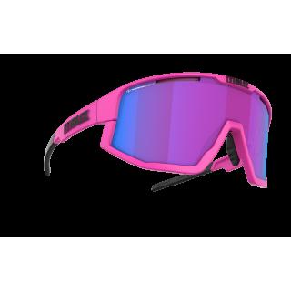 BLIZ Active Fusion Fusion Nano Optics   Nordic Light Matt Neon Pink - Begonia akiniai