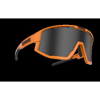 BLIZ Active Fusion Matt Neon Orange akiniai