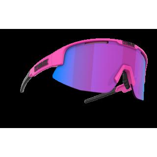 BLIZ Active Matrix Nano Optics   Nordic Light Matt Neon Pink - Begonia akiniai