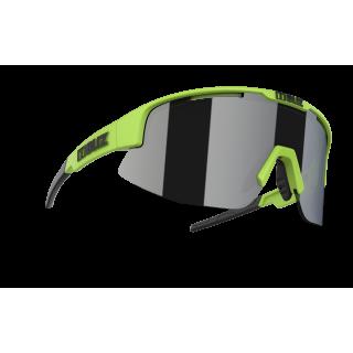 BLIZ Active Matrix Matt Lime Green akiniai