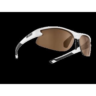 Bliz Active Motion Small Face White akiniai
