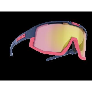 BLIZ Active Fusion Matt dark akiniai