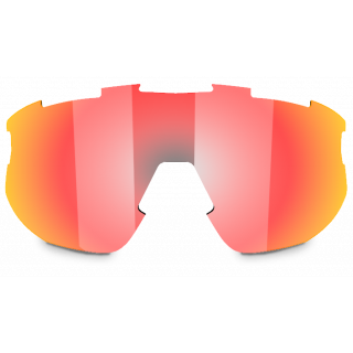 BLIZ Active Fusion Red Multi stikliukas