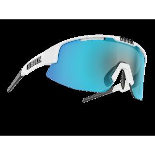 BLIZ Active Matrix Small Matt White akiniai