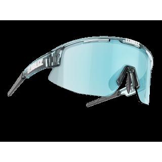 BLIZ Active Matrix Transparent Ice Blue akiniai
