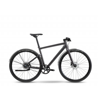 BMC ALPENCHALLENGE 01 ONE - Alfine 8 hibridinis dviratis / Metallic Anthracite