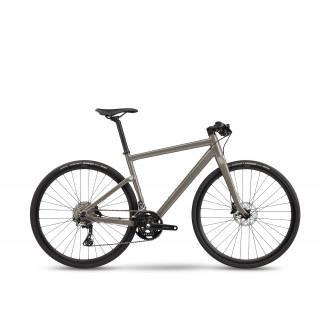 BMC ALPENCHALLENGE 01 TWO - GRX 600 hibridinis dviratis / Ash Grey