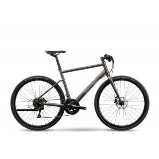 BMC ALPENCHALLENGE THREE - Sora 2x9 hibridinis dviratis / Metallic Anthracite