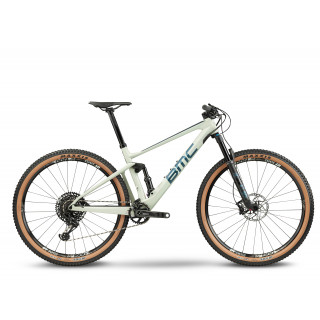 BMC FOURSTROKE 01 LT TWO - GX Eagle kalnų dviratis / Green Sand