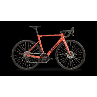BMC TEAMMACHINE ALR DISC TWO - 105 plento dviratis / Metallic Red