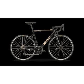 BMC TEAMMACHINE ALR ONE - 105 plento dviratis / Black
