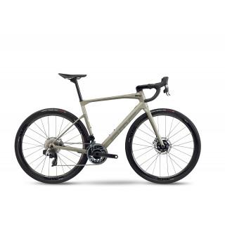 BMC ROADMACHINE 01 ONE - Red AXS HRD plento dviratis / Rhino Gray