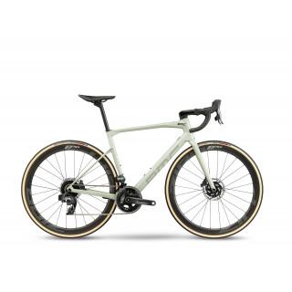 BMC ROADMACHINE 01 THREE - Force AXS HRD plento dviratis / Green Sand