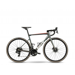 BMC TEAMMACHINE SLR ONE - Force AXS HRD plento dviratis / Anthracite Prisma