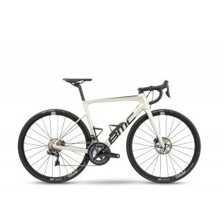 BMC TEAMMACHINE SLR TWO - Ultegra Di2 plento dviratis / Pearl Grey