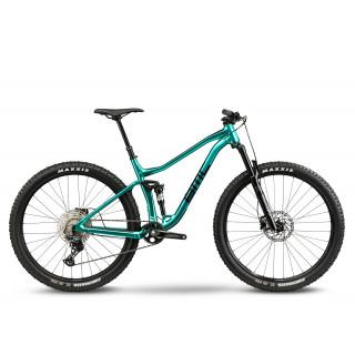 BMC SPEEDFOX AL TWO - Deore 1x12 kalnų dviratis / Metallic Jade