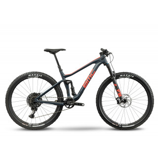 BMC SPEEDFOX ONE - GX Eagle Mix kalnų dviratis / Steel Blue