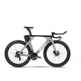 BMC TIMEMACHINE 01 DISC ONE - Force AXS HRD triatlono dviratis / Airforce Grey