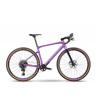 BMC UnReStricted 01 ONE - Red AXS HRD Eagle gravel+ dviratis / Purple
