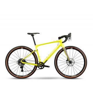 BMC UnReStricted 01 THREE - BMC UnReStricted 01 THREE - RIVAL 1 gravel+ dviratis - 2021 / Yellow